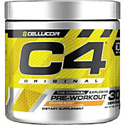 Cellucor C4 Original V2 Pre-Workout Orange Burst 30 Servings