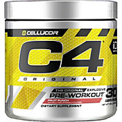 Cellucor C4 Original V2 Pre-Workout Fruit Punch 30 Servings