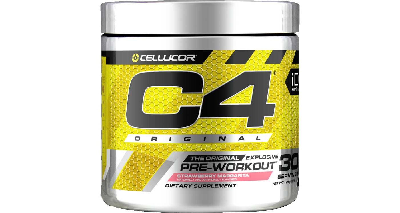 Cellucor C4 Original V2 Pre-Workout Strawberry Margarita 30 Servings