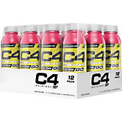 Cellucor C4 On The Go Pre-Workout Drink Watermelon 12-Pack