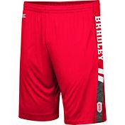 Colosseum Men's Bradley Braves Red Perfect Season Shorts
