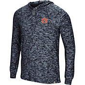 Colosseum Men's Auburn Tigers Blue 5 Crawfish Dinners Long Sleeve T-Shirt