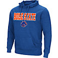 Colosseum Men's Boise State Broncos Blue Pullover Hoodie