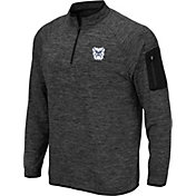 Colosseum Men's Butler Bulldogs Grey Quarter-Zip Shirt