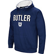 Colosseum Men's Butler Bulldogs Blue Fleece Pullover Hoodie