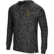 Colosseum Men's Baylor Bears 5 Crawfish Dinners Long Sleeve Black T-Shirt