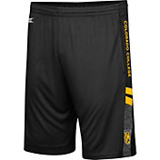 Colosseum Men's Colorado College Tigers Perfect Season Black Shorts