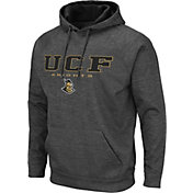 Colosseum Men's UCF Knights Grey Pullover Hoodie