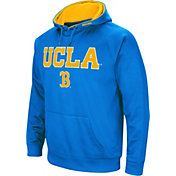Colosseum Men's UCLA Bruins True Blue Fleece Pullover Hoodie
