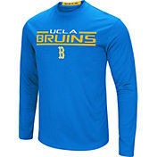 Colosseum Men's UCLA Bruins True Blue Long Sleeve Performance T-Shirt