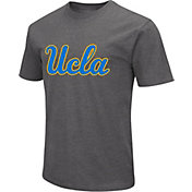 Colosseum Men's UCLA Bruins Grey Dual Blend T-Shirt