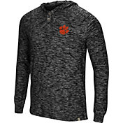 Colosseum Men's Clemson Tigers 5 Crawfish Dinners Long Sleeve Black T-Shirt