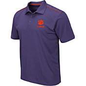 Colosseum Men's Clemson Tigers Regalia Eagle Polo