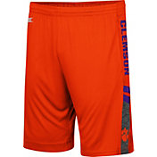 Colosseum Men's Clemson Tigers Orange Perfect Season Shorts