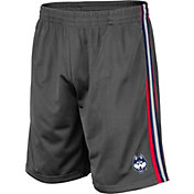 Colosseum Men's UConn Huskies Grey Santiago Shorts