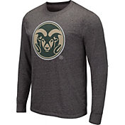 Colosseum Men's Florida Gators Grey Long Sleeve T-Shirt
