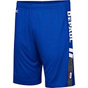 Colosseum Men's DePaul Blue Demons Royal Blue Perfect Season Shorts