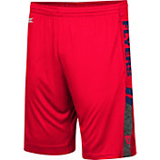 Colosseum Men's Dayton Flyers Red Perfect Season Shorts