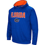 Colosseum Men's Florida Gators Blue Fleece Pullover Hoodie