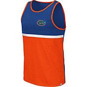 Colosseum Men's Florida Gators Blue/Orange La Paz Tank Top