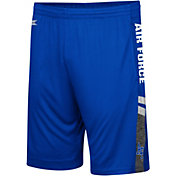 Colosseum Men's Air Force Falcons Blue Perfect Season Shorts