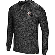 Colosseum Men's Florida State Seminoles 5 Crawfish Dinners Long Sleeve Black T-Shirt