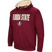 Colosseum Men's Florida State Seminoles Garnet Fleece Pullover Hoodie