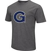 Colosseum Men's Georgetown Hoyas Grey Dual Blend T-Shirt
