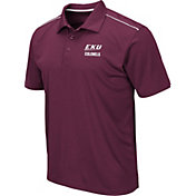 Colosseum Men's Eastern Kentucky Colonels Maroon Eagle Polo