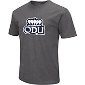 Colosseum Men's Old Dominion Monarchs Grey Dual Blend T-Shirt