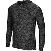 Colosseum Men's LSU Tigers 5 Crawfish Dinners Long Sleeve Black T-Shirt