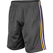 Colosseum Men's LSU Tigers Grey Santiago Shorts