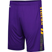 Colosseum Men's LSU Tigers Purple Perfect Season Shorts