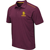Colosseum Men's Minnesota-Duluth  Bulldogs Maroon Eagle Polo