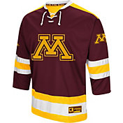 Colosseum Men's Minnesota Golden Gophers Maroon Athletic Machine Hockey Sweater