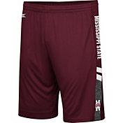 Colosseum Men's Mississippi State Bulldogs Maroon Perfect Season Shorts
