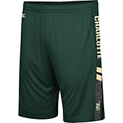 Colosseum Men's Charlotte 49ers Green Perfect Season Shorts