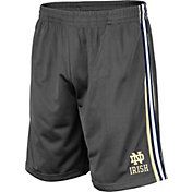 Colosseum Men's Notre Dame Fighting Irish Grey Santiago Shorts