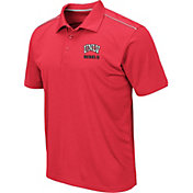Colosseum Men's UNLV Rebels Scarlet Eagle Polo