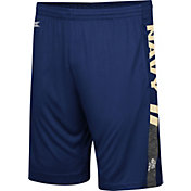 Colosseum Men's Navy Midshipmen Navy Perfect Season Shorts