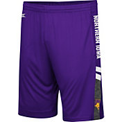 Colosseum Men's Northern Iowa Panthers  Purple Perfect Season Shorts