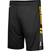 Colosseum Men's Appalachian State Mountaineers Perfect Season Black Shorts