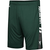Colosseum Men's Portland State Vikings Green Perfect Season Shorts