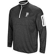 Colosseum Men's Providence Friars Grey Amnesia Quarter-Zip Shirt