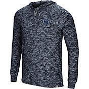 Colosseum Men's Penn State Nittany Lions Blue 5 Crawfish Dinners Long Sleeve T-Shirt