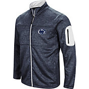Colosseum Men's Penn State Nittany Lions Blue Glacier Full-Zip Jacket