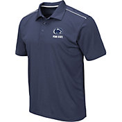 Colosseum Men's Penn State Nittany Lions Blue Eagle Polo