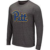 Colosseum Men's Purdue Boilermakers Grey Long Sleeve T-Shirt