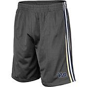 Colosseum Men's Pitt Panthers Grey Santiago Shorts