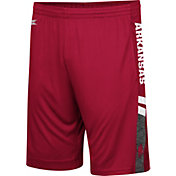 Colosseum Men's Arkansas Razorbacks Cardinal Perfect Season Shorts